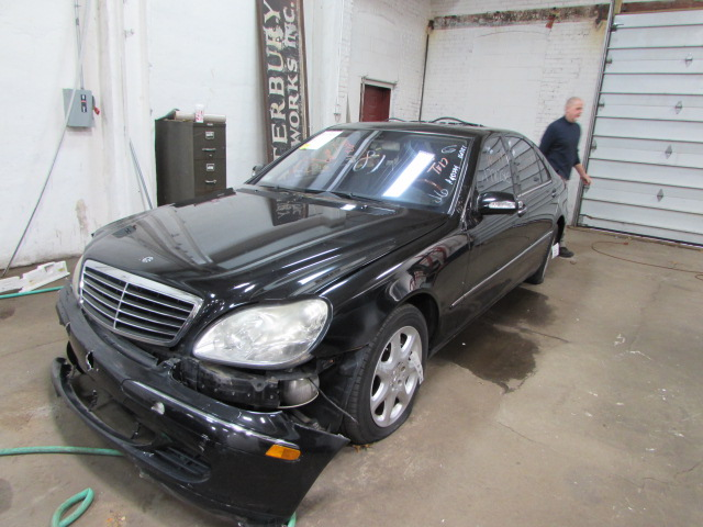 Console lid mercedes benz s430 s500 s55 s600 2005 05 for Mercedes benz s600 ebay