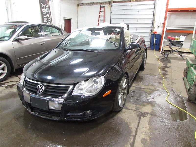 parting out 2007 volkswagen eos stock 160426 toms