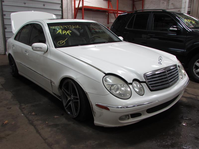 Parting out 2003 mercedes e500 stock 170004 tom 39 s for Mercedes benz e500 2003