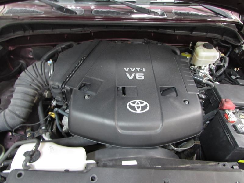 Rear Interior Door Trim Panel Toyota Fj Cruiser 2007 07