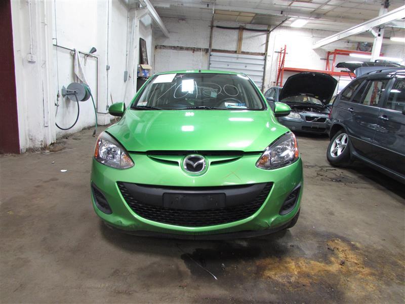 FRONT DOOR GLASS Mazda 2 2011 11 2012 12 2013 13 2014 14 Left 862712 ...