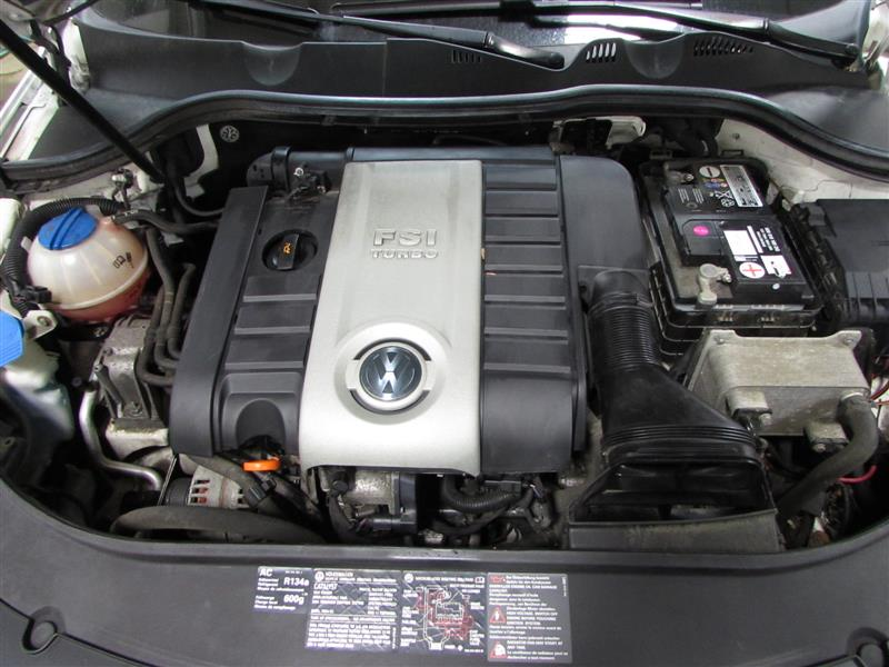 Vw passat 2006 engine