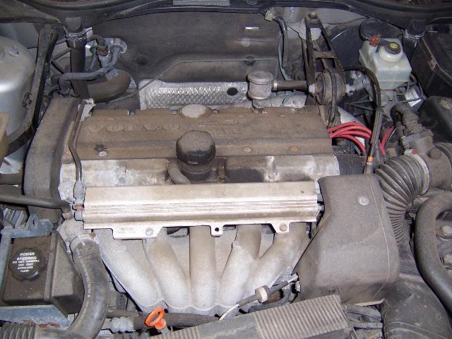 C on 2000 Volvo S70 Oil Diagram