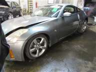 Parting out 2006 Nissan 350Z - Stock # 150140 - Tom's