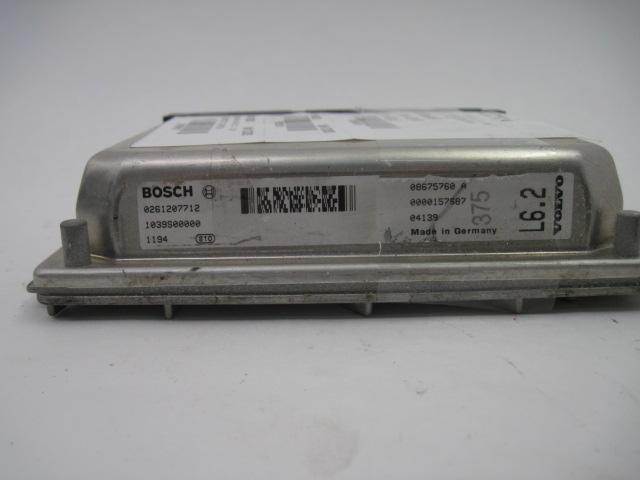 ECU ECM COMPUTER Volvo S60 V70 S80 XC90 2002 02 03 - 04 558513 | eBay