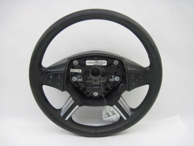 Steering wheel mercedes benz r320 r350 2007 07 black for Mercedes benz r350 accessories