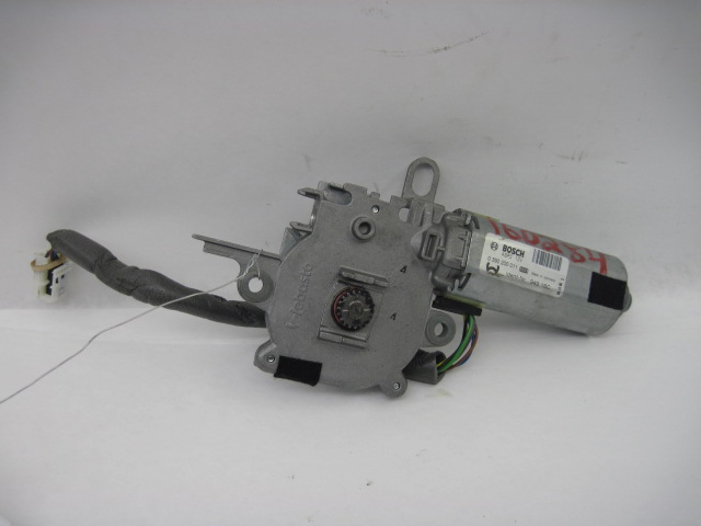 Sunroof motor mercedes benz e350 2009 09 833536 ebay for Mercedes benz sunroof repair
