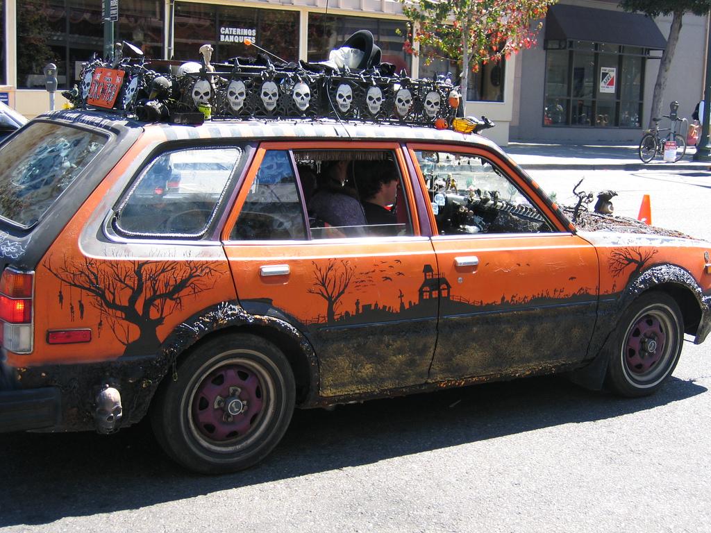 halloween-car
