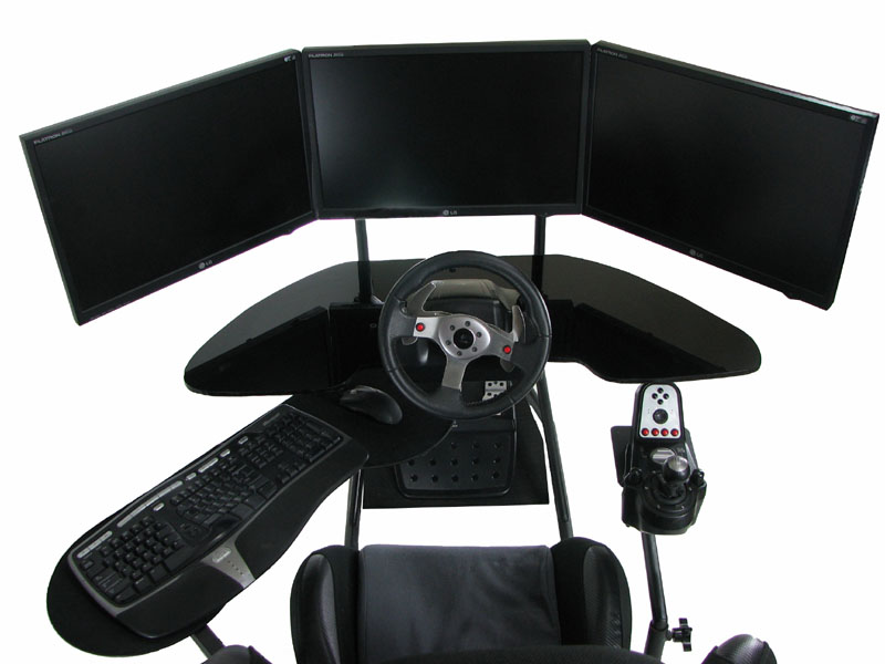 Obutto Racing Cockpit