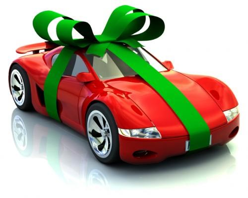 Christmas Sports Car.Merry Christmas From Tom S Foreign Auto Parts Tom S