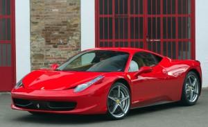 Ferrari 458 vs Fiat 600
