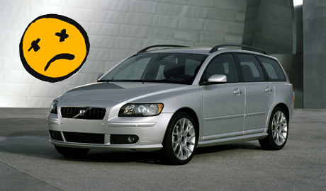 Volvo Cuts the V50 from it's line up