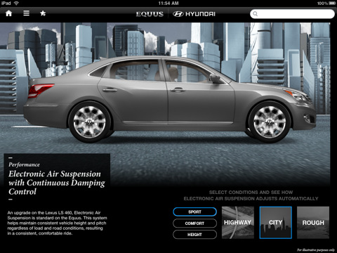 Hyundai Equus owners manual app