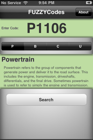 Car diagnostics on your iphone