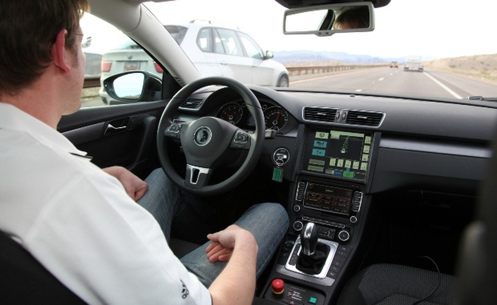 semi autonomous car