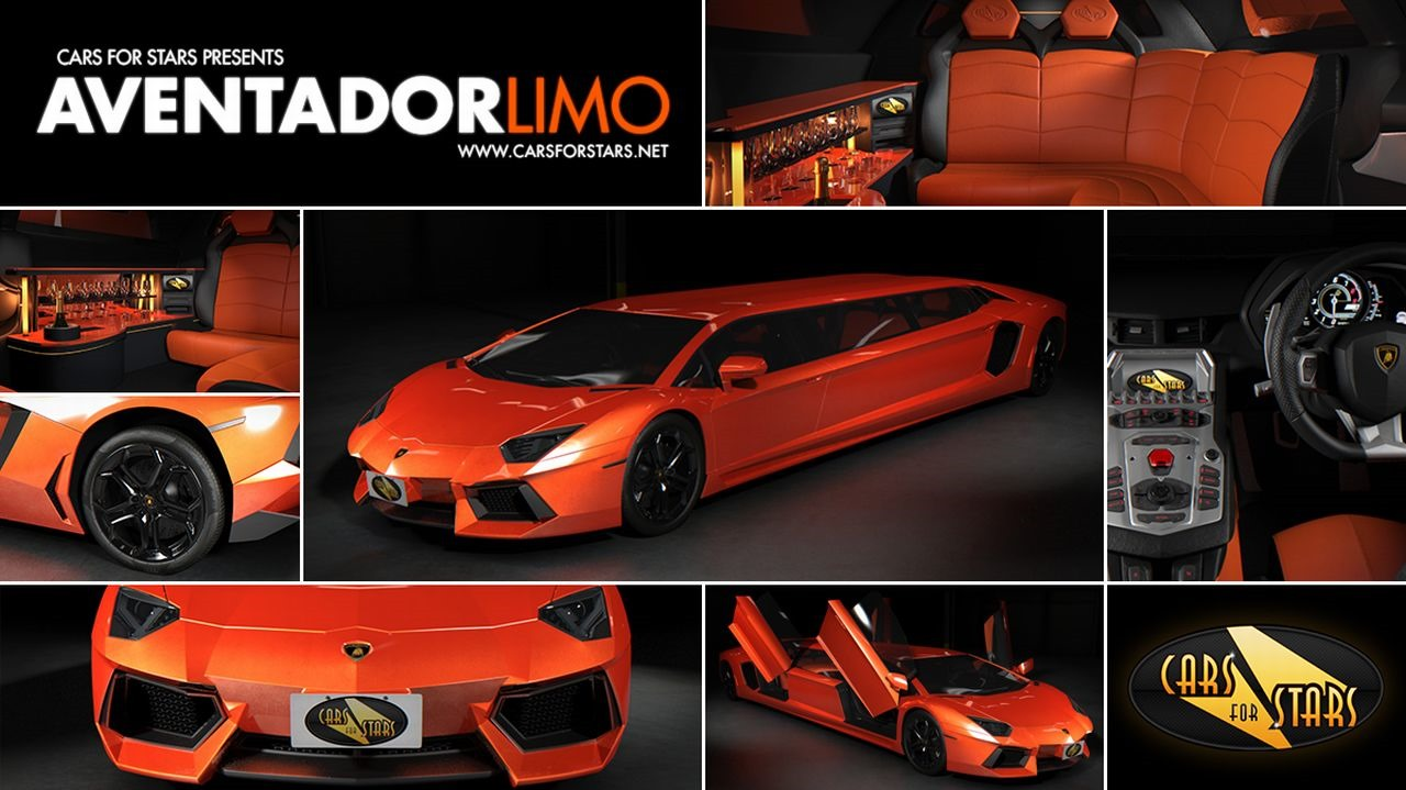 Will The Lamborghini Aventador Be Turned In A Stretch Limo Tom S Foreign Auto Parts Quality