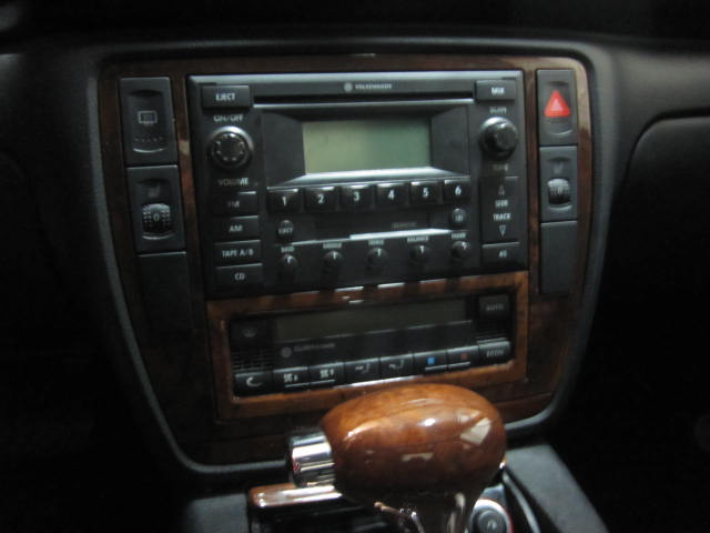 Front Interior Door Trim Panel Volkswagen Passat 2002 02 Left Leather