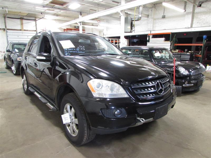 Parting out 2007 mercedes ml350 stock 160393 tom 39 s for Mercedes benz ml350 accessories