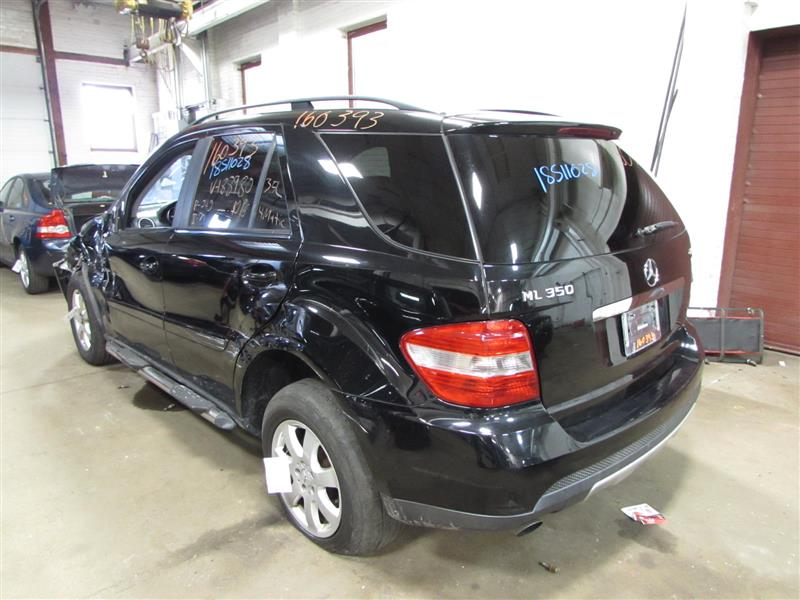 Parting Out 2007 Mercedes Ml350 Stock 160393 Tom S Foreign