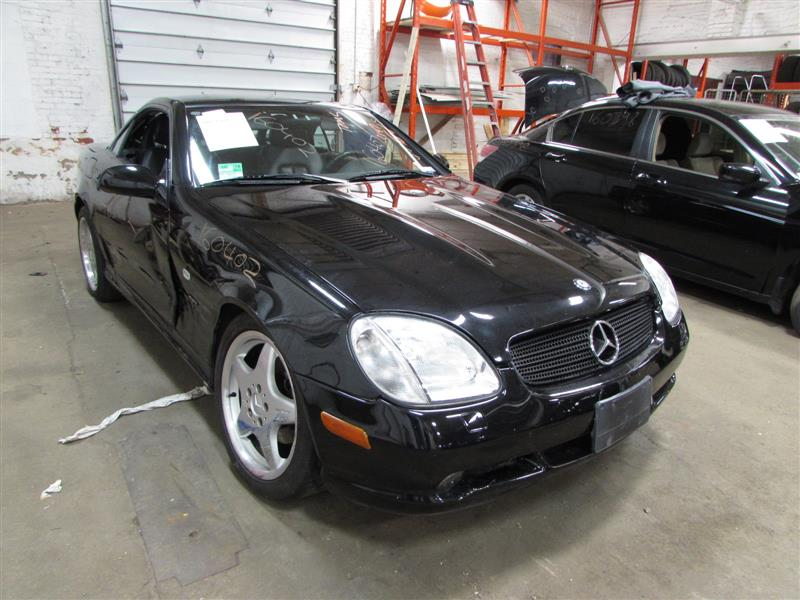 Used mercedes slk230 parts tom 39 s foreign auto parts for Mercedes benz slk230 parts