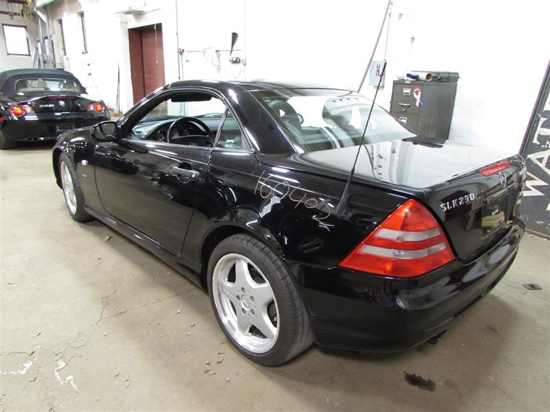 Used 2000 mercedes benz c230 superchargers parts for sale for Used mercedes benz parts online