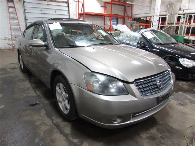 parting out 2005 nissan altima stock 160427 tom 39 s foreign auto parts quality used auto parts. Black Bedroom Furniture Sets. Home Design Ideas