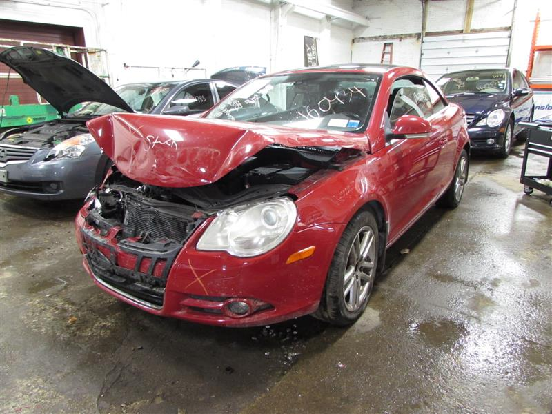 parting out 2008 volkswagen eos stock 160434 toms
