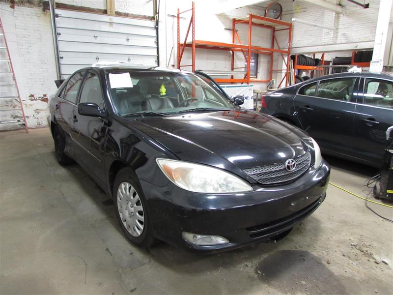 parting out 2003 toyota camry stock 160435 tom 39 s. Black Bedroom Furniture Sets. Home Design Ideas