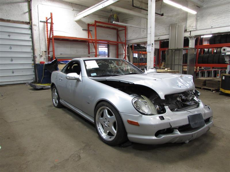 Parting out 2001 mercedes slk320 stock 160442 tom 39 s for Mercedes benz 2001 e320 parts