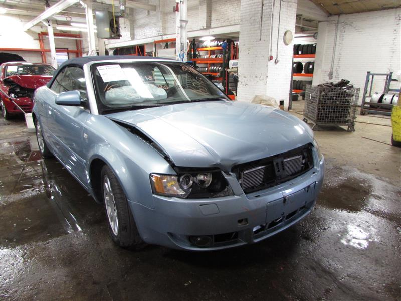 parting out 2006 audi a4 stock 160443 tom 39 s foreign auto parts quality used auto parts. Black Bedroom Furniture Sets. Home Design Ideas