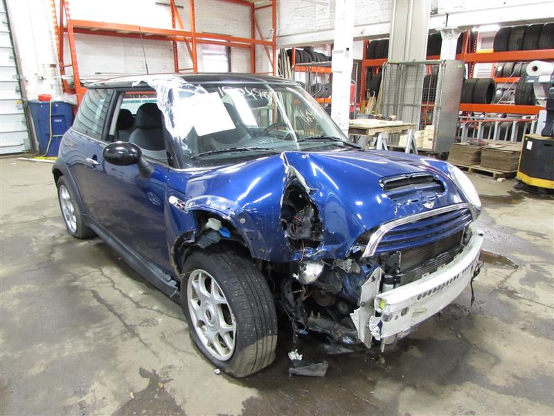 Parting Out 2003 Mini Cooper