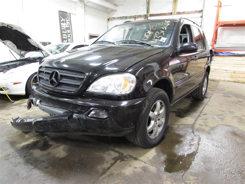 Parting out 2003 mercedes ml350 stock 170005 tom 39 s for Mercedes benz ml350 accessories