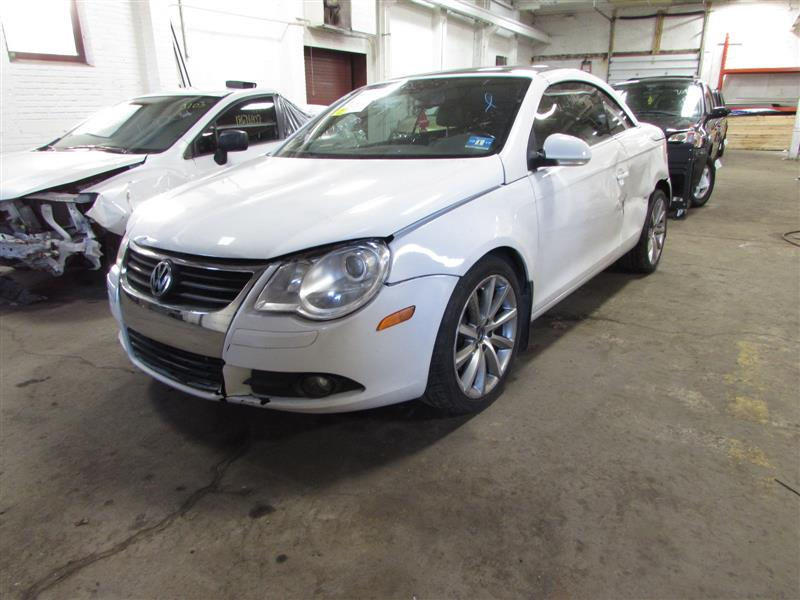 parting out 2007 volkswagen eos stock 170022 toms