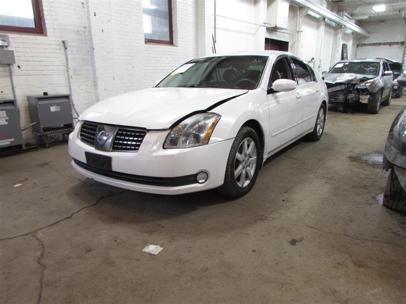 Parting Out 2005 Nissan Maxima Stock 170025 Toms Foreign Auto