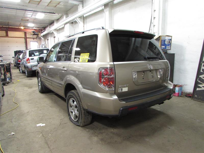 parting out 2006 honda pilot stock 170037 tom 39 s foreign auto parts quality used auto parts. Black Bedroom Furniture Sets. Home Design Ideas