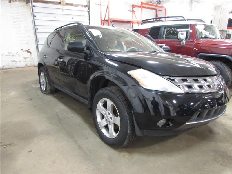 parting out 2005 nissan murano stock 170044 tom 39 s foreign auto parts quality used auto parts. Black Bedroom Furniture Sets. Home Design Ideas