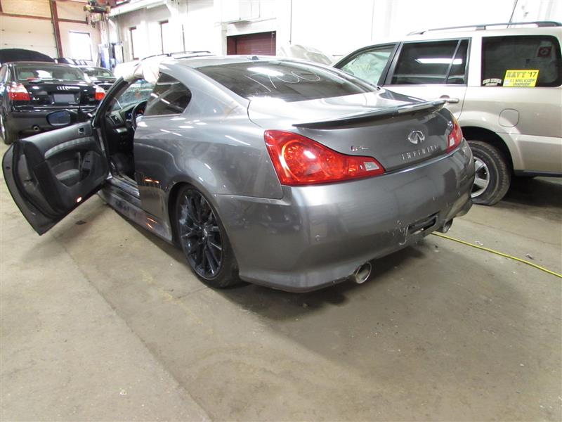 parting out 2011 infiniti g37 stock 170046 tom 39 s foreign auto parts quality used auto parts. Black Bedroom Furniture Sets. Home Design Ideas