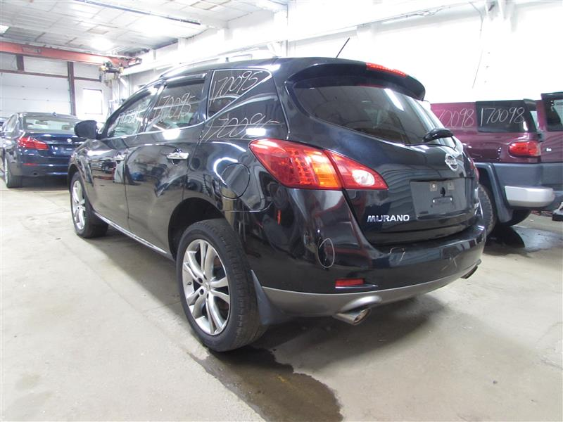 parting out 2009 nissan murano stock 170095 tom 39 s foreign auto parts quality used auto parts. Black Bedroom Furniture Sets. Home Design Ideas