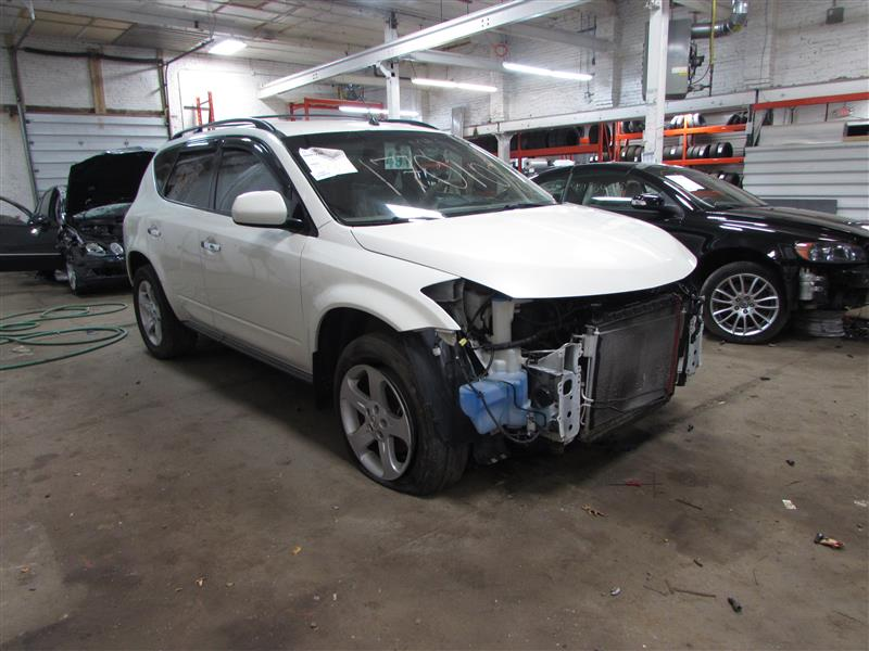 parting out 2007 nissan murano stock 170108 tom 39 s foreign auto parts quality used auto parts. Black Bedroom Furniture Sets. Home Design Ideas