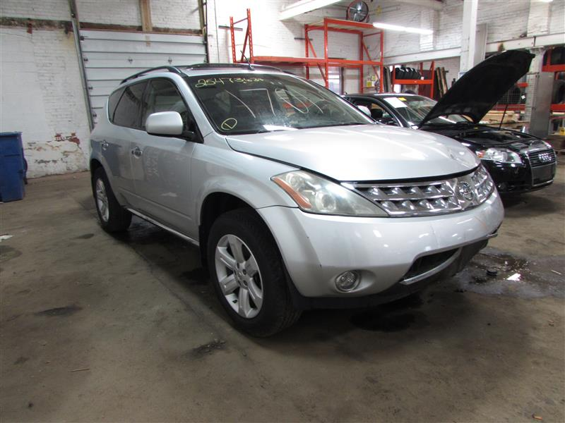 parting out 2007 nissan murano stock 170138 tom 39 s foreign auto parts quality used auto parts. Black Bedroom Furniture Sets. Home Design Ideas