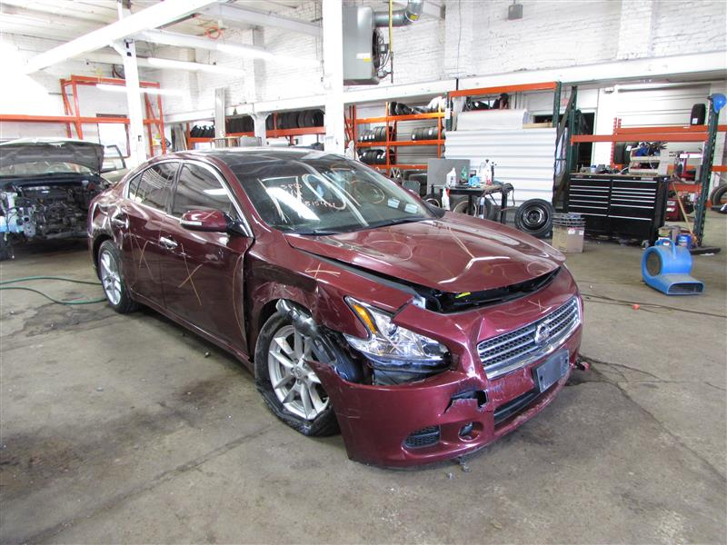 Parting out 2010 Nissan Maxima - Stock # 170151 - Tom\'s Foreign Auto ...