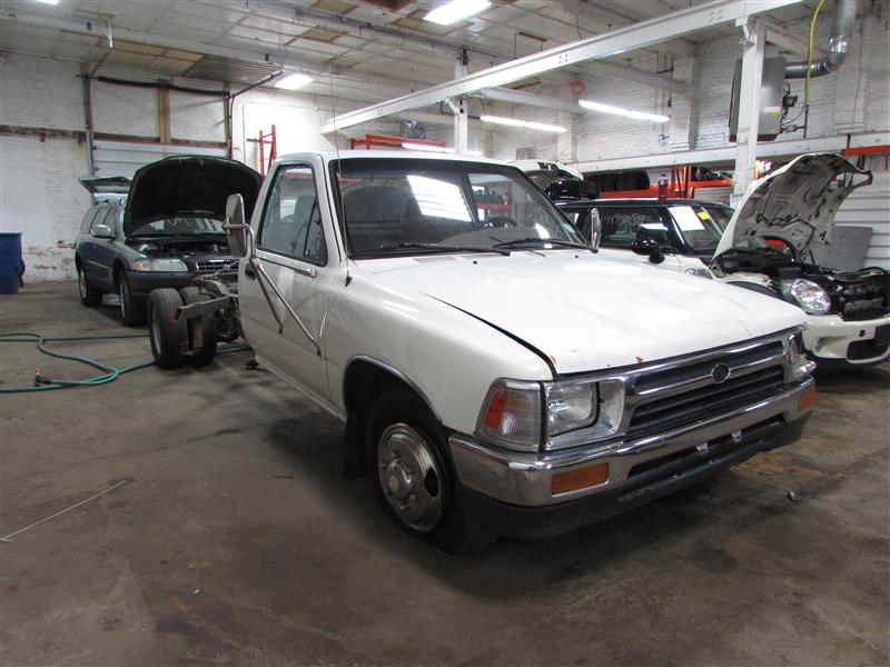 Toyota Pickup Parts >> Parting Out 1993 Toyota Pickup Stock 170167 Tom S