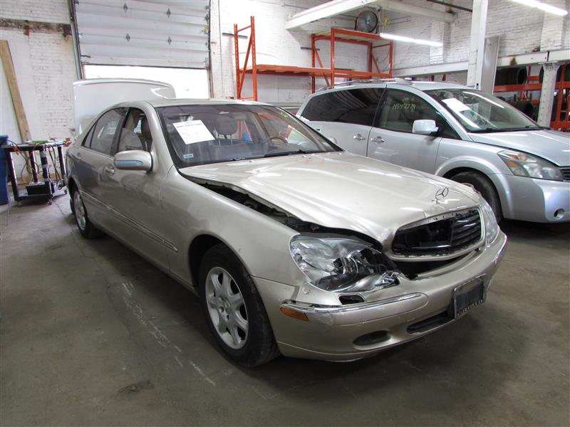 Parting out 2002 mercedes s430 stock 170168 tom 39 s for 2002 mercedes benz s430 parts