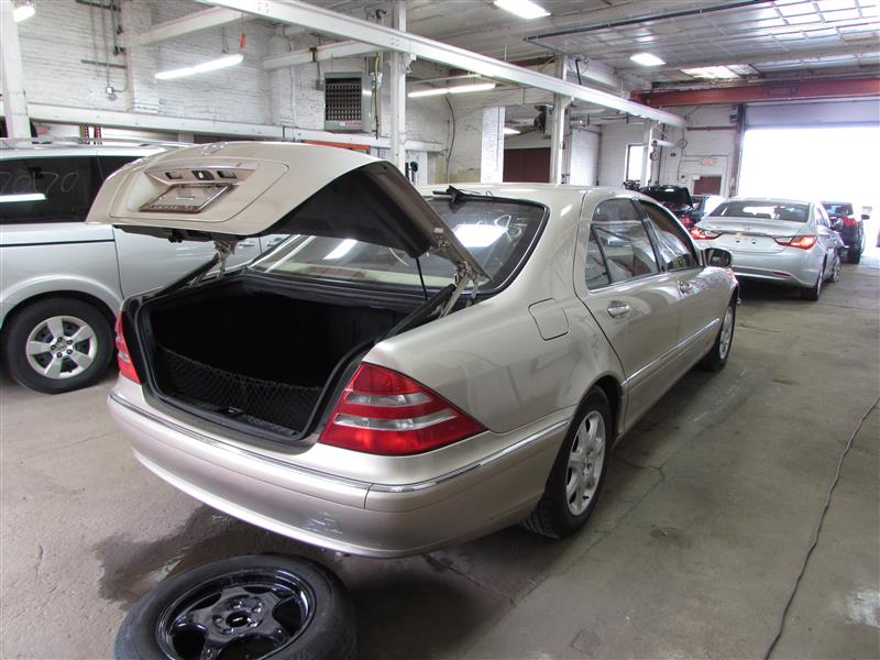 Used mercedes benz s420 wheels for sale page 6 for Mercedes benz s430 parts catalog