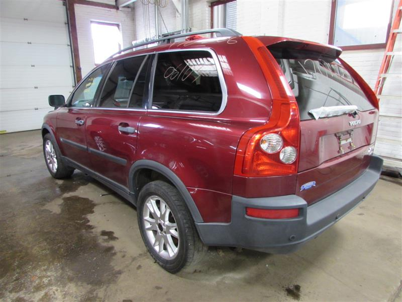 Parting out 2004 Volvo XC90 - Stock # 170206 - Tom's Foreign Auto Parts - Quality Used Auto Parts