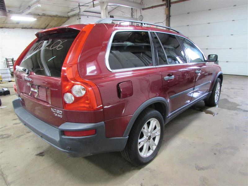 parting out 2004 volvo xc90 stock 170206 tom 39 s foreign auto parts quality used auto parts. Black Bedroom Furniture Sets. Home Design Ideas