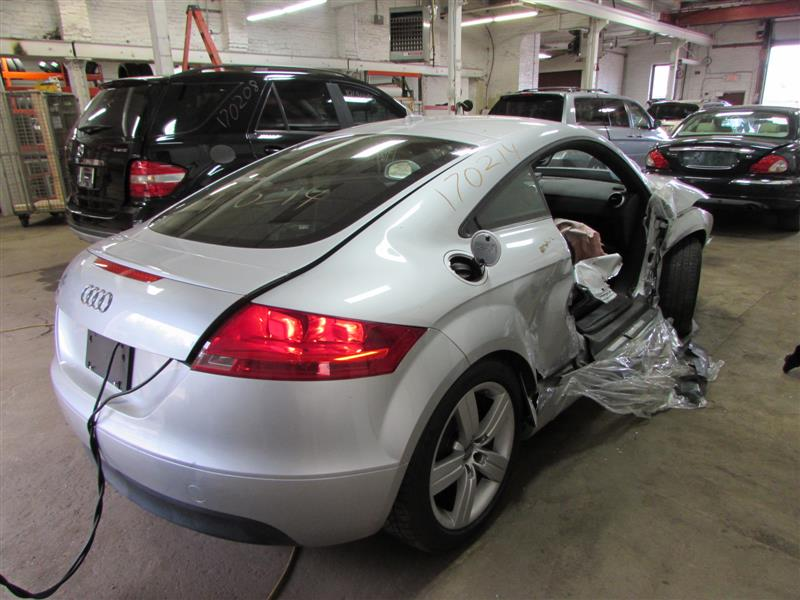 parting out 2008 audi tt stock 170214 tom 39 s foreign auto parts quality used auto parts. Black Bedroom Furniture Sets. Home Design Ideas