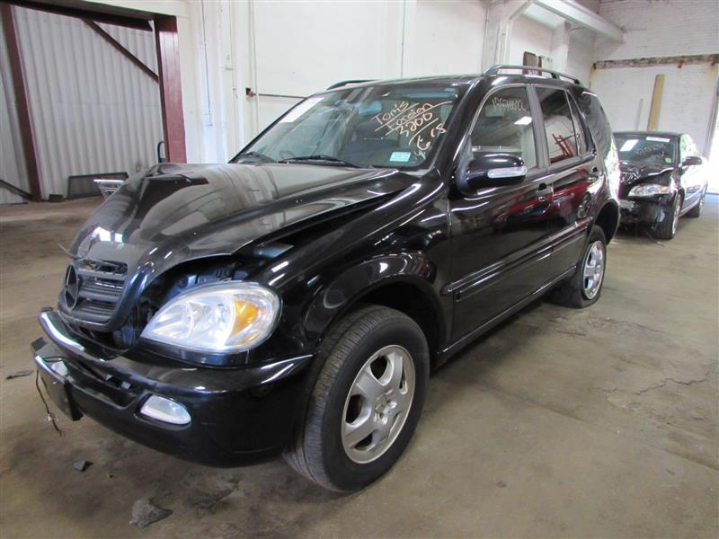 Used 2004 mercedes benz ml320 wheels hubcaps for sale for Used mercedes benz parts online