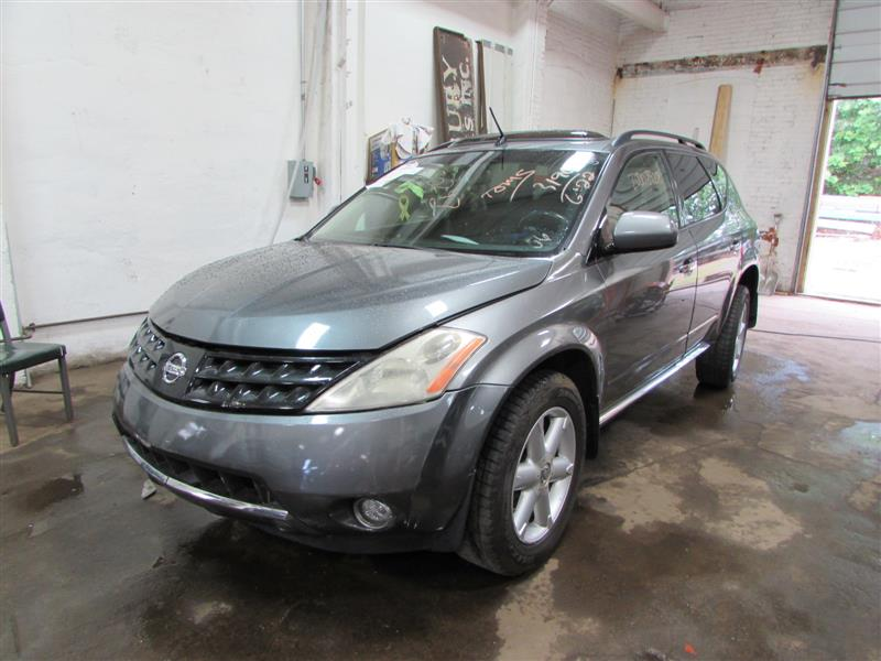 parting out 2006 nissan murano stock 170247 tom 39 s foreign auto parts quality used auto parts. Black Bedroom Furniture Sets. Home Design Ideas