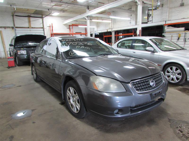 parting out 2005 nissan altima stock 170276 tom 39 s foreign auto parts quality used auto parts. Black Bedroom Furniture Sets. Home Design Ideas